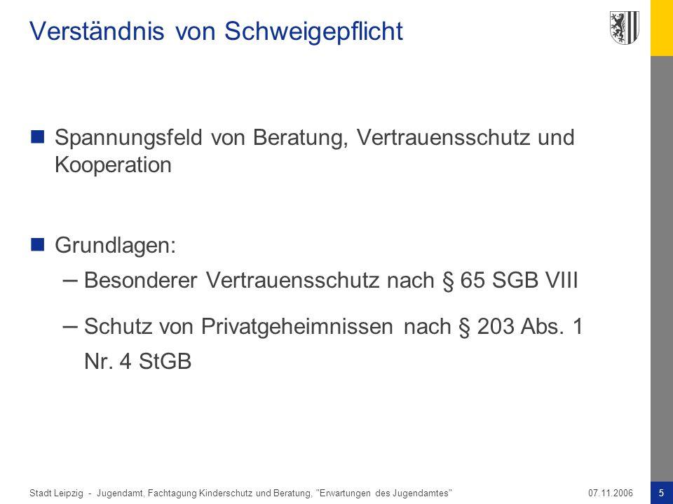 Stadt Leipzig -5Jugendamt, Fachtagung Kinderschutz und Beratung,
