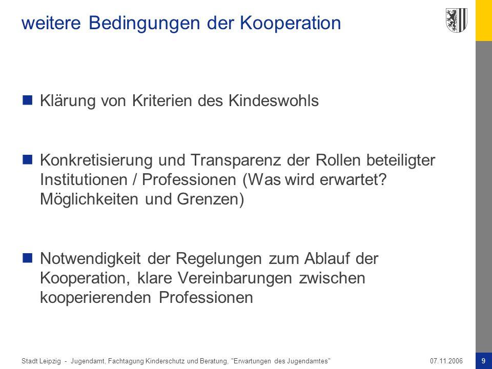 Stadt Leipzig -9Jugendamt, Fachtagung Kinderschutz und Beratung,
