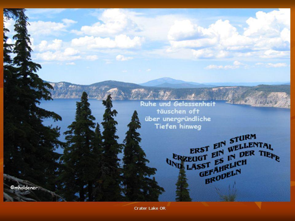 Crater Lake OR ©mholdener