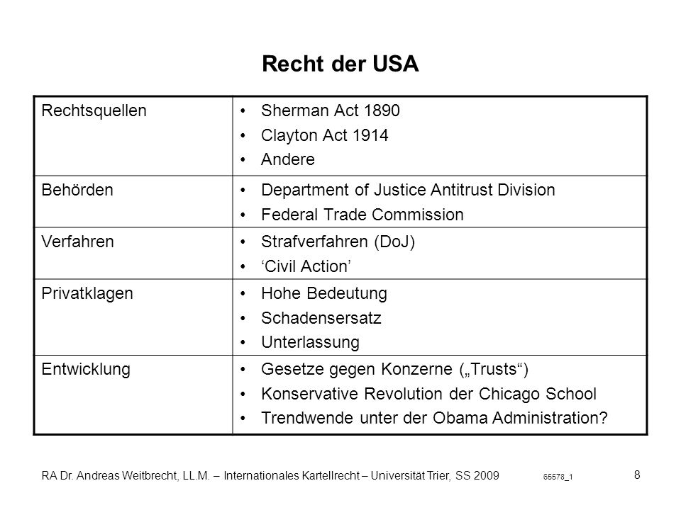 RA Dr.Andreas Weitbrecht, LL.M.