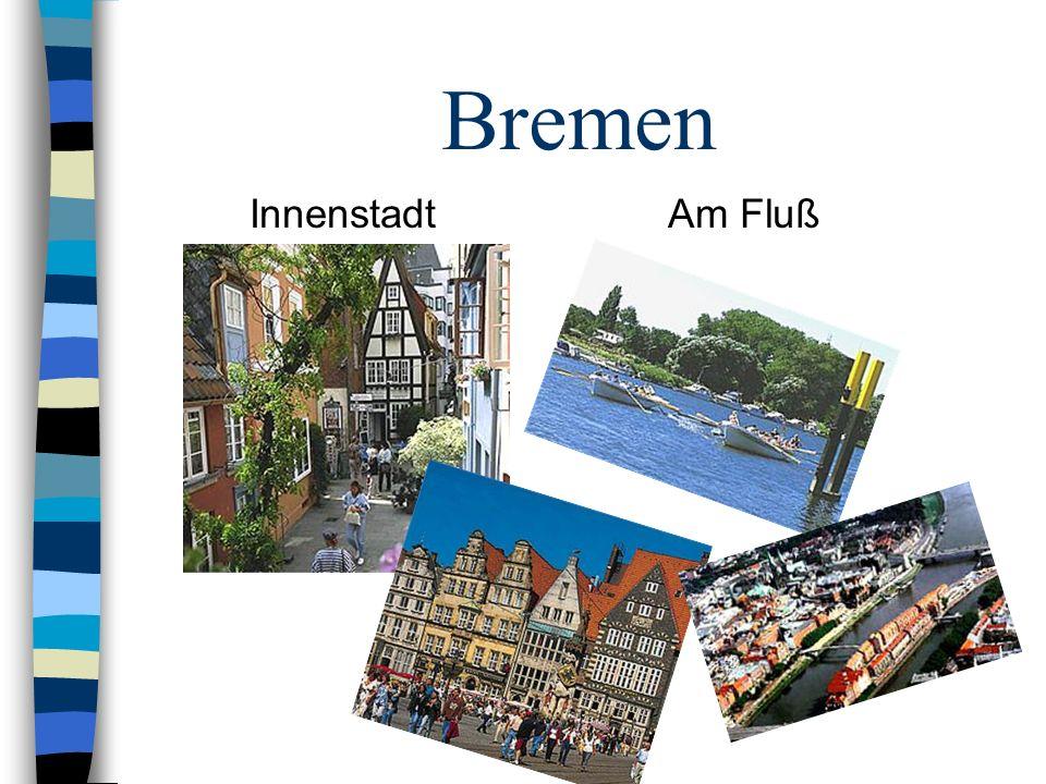 Bremen InnenstadtAm Fluß