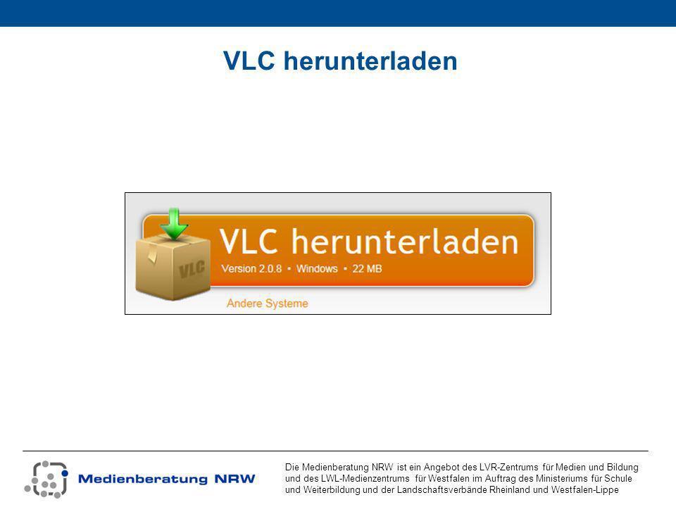 Die Medienberatung NRW ist ein Angebot des LVR-Zentrums für Medien und Bildung und des LWL-Medienzentrums für Westfalen im Auftrag des Ministeriums für Schule und Weiterbildung und der Landschaftsverbände Rheinland und Westfalen-Lippe VLC herunterladen