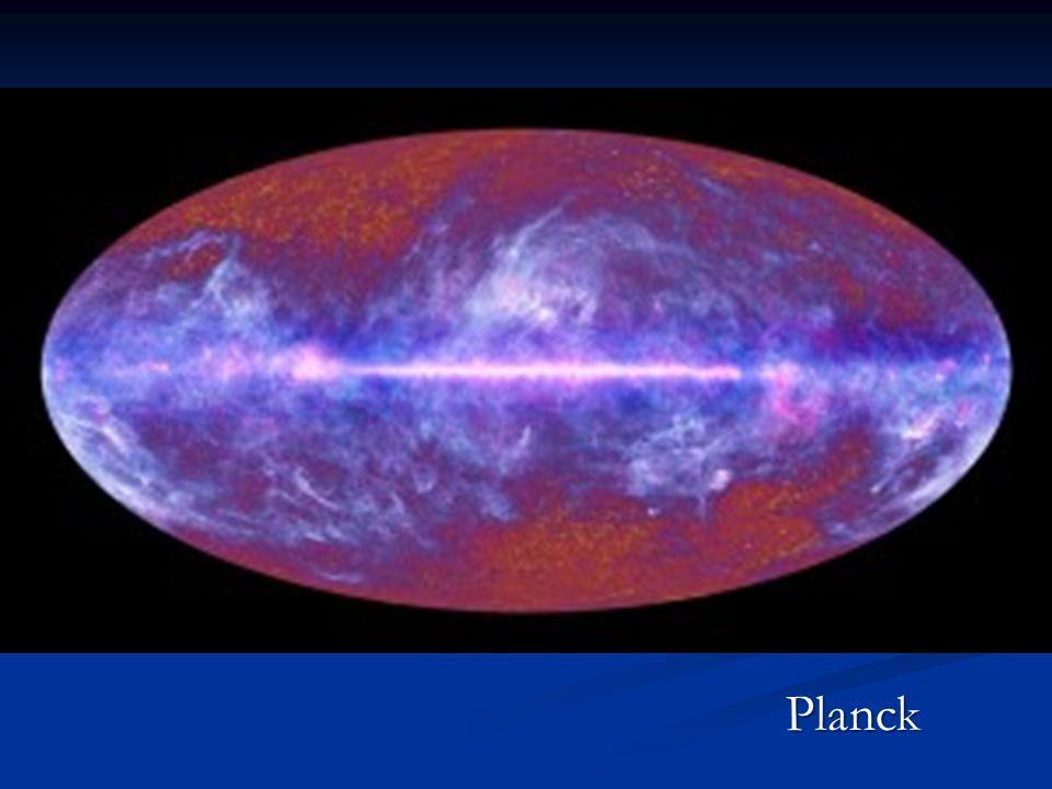 Foto des Urknalls als sich die Atome bildeten : ca 400 000 Jahre abb