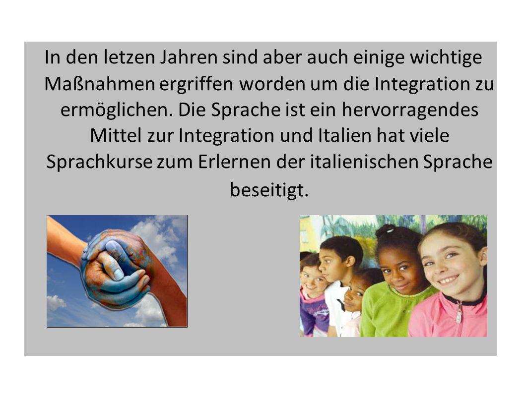 Die Sprache ist nicht alles, aber ohne Sprache ist alles nichts(Albert Schmid, Präsident des Bundesamtes für Migration und Flüchtlinge).