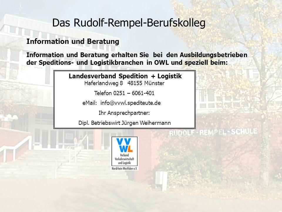 Das Rudolf-Rempel-Berufskolleg Information, Beratung und Anmeldung Adresse: Rudolf-Rempel-Berufskolleg An der Rosenhöhe 5 33647 Bielefeld Telefon: 05 21 - 51 54 07 Telefax: 05 21 - 51 54 06 E-Mail: buero@rrbk.de Website: www.rrbk.de
