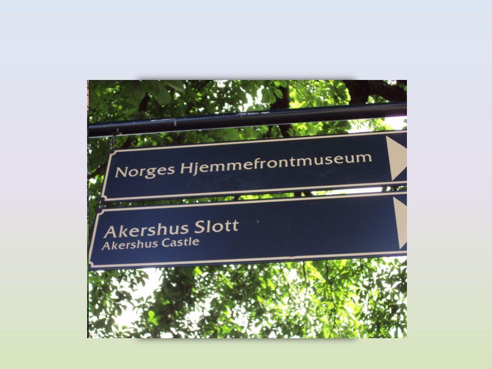Der derzeitige Dom von Oslo wurde zum dritten Mal nach einem Brandt in den Jahren 1694-1697 neu errichtet. Nobel Peace Center Schloss von König Harald
