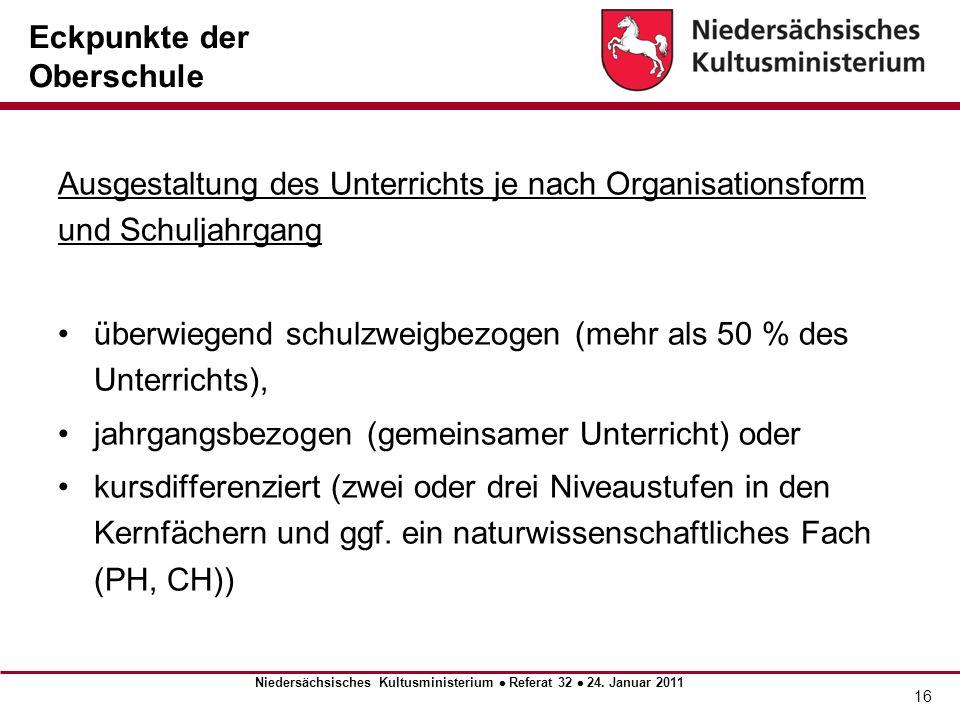 17 Differenzierung in der Oberschule ohne gymnasiales Angebot 5./6.