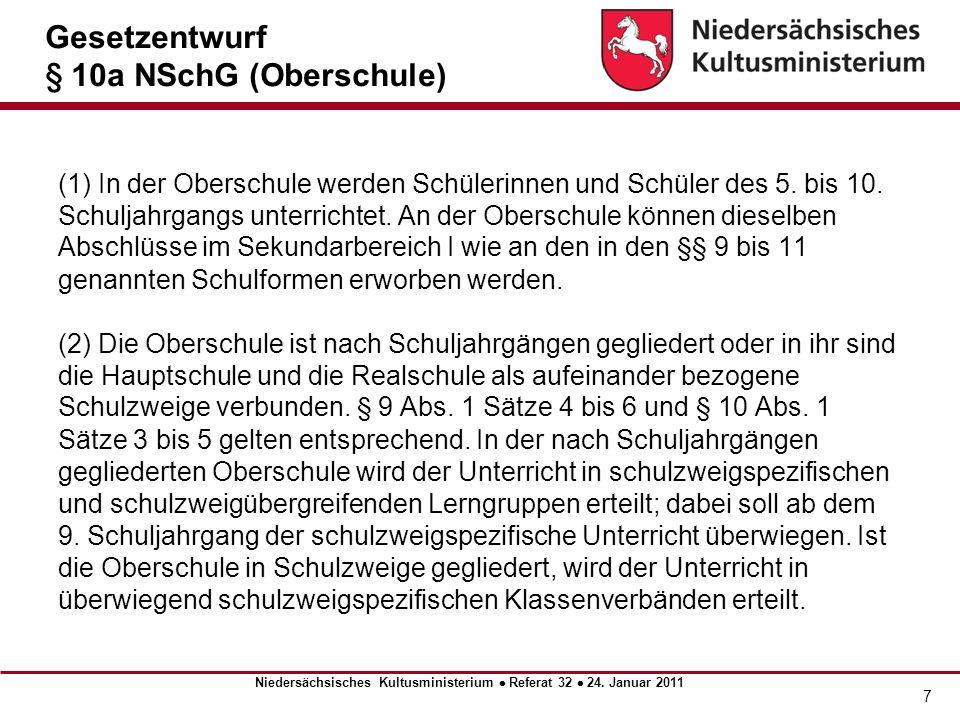 8 (3) Die Oberschule kann um einen gymnasialen Schulzweig erweitert werden.