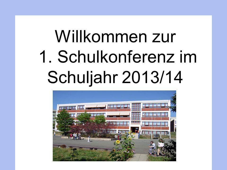 Jahresplanung 2013/14 Beschlussfassung über den Schuljahresarbeitsplan 2013/14 3 Schulfreie Tage: 04.10.2013 10.06.2014 30.05.2014 Himmelfahrt B.Steinbach