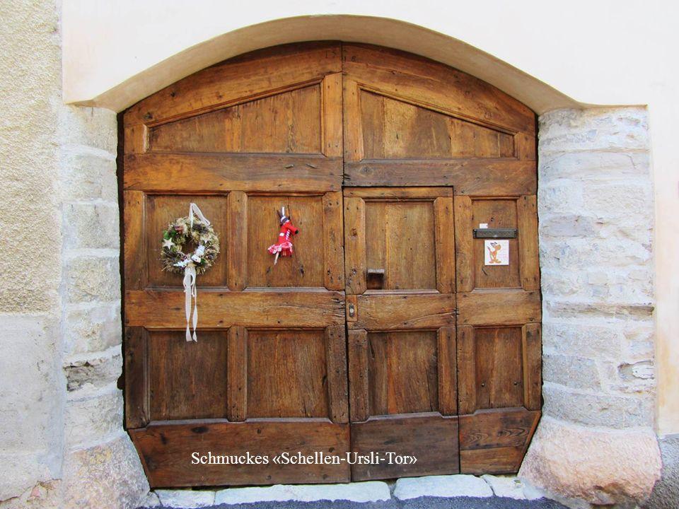 Schmuckes «Schellen-Ursli-Tor»