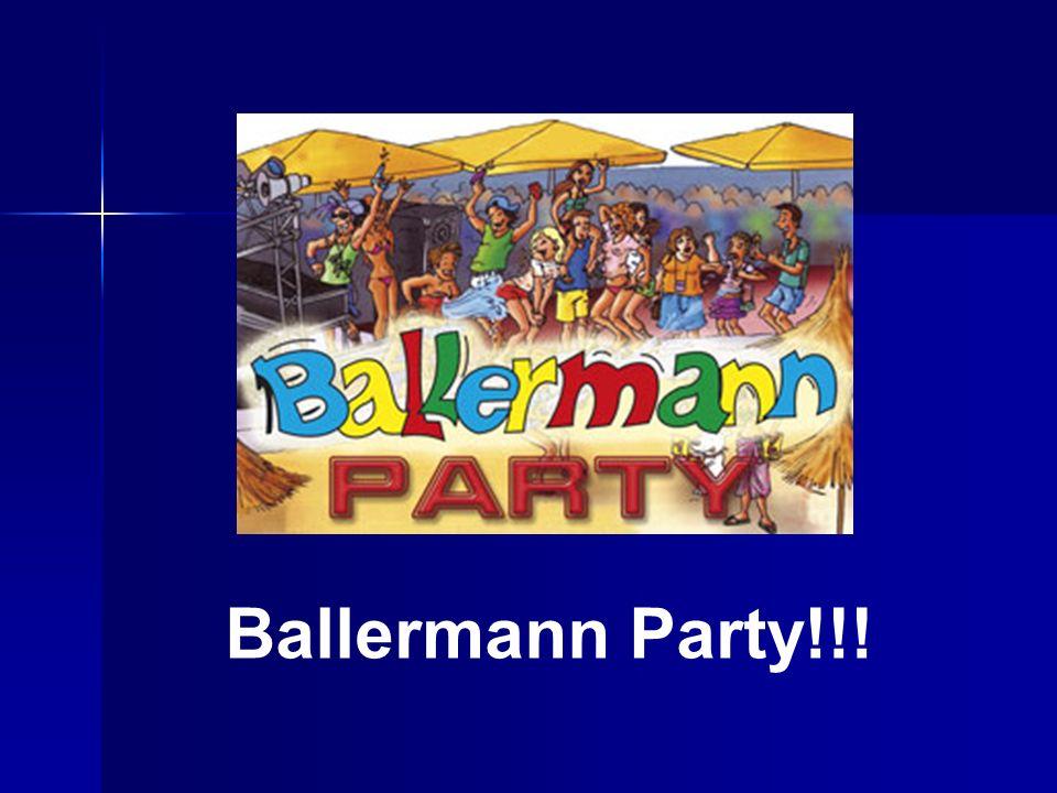 Ballermann Party!!!