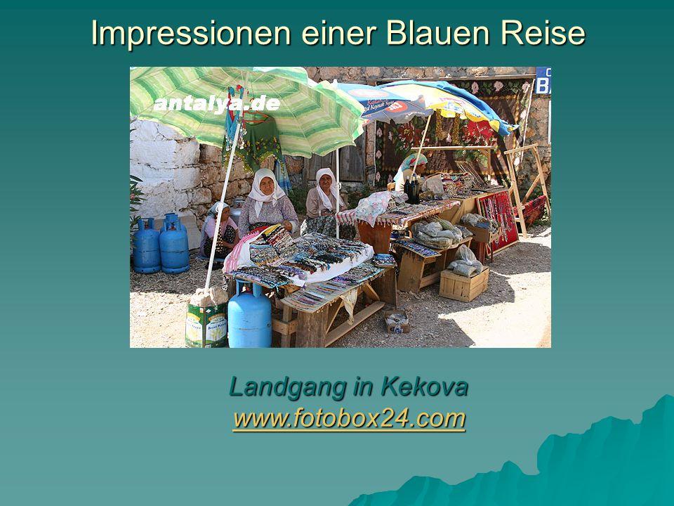 Impressionen einer Blauen Reise Landgang in Kekova www.fotobox24.com www.fotobox24.com