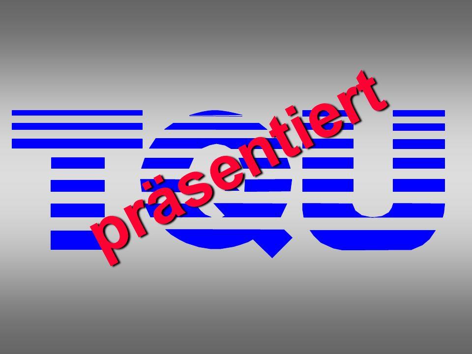 Aufbau der TQU Precontrol Karte Einen Aufbau, den jeder versteht.