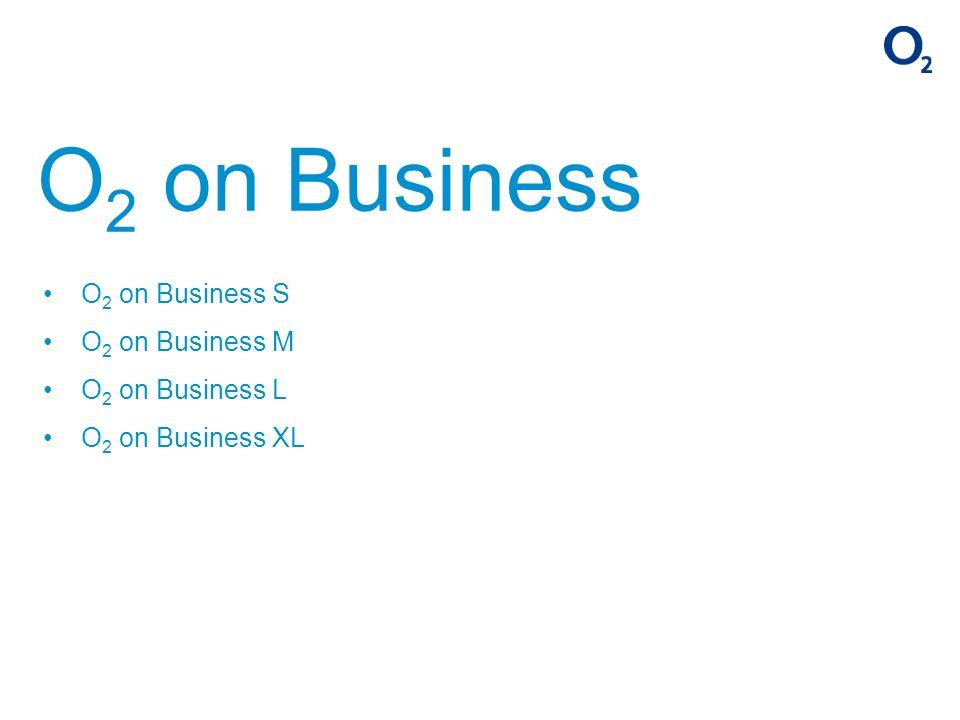 O 2 on Business S O 2 on Business M O 2 on Business L O 2 on Business XL O 2 on Business