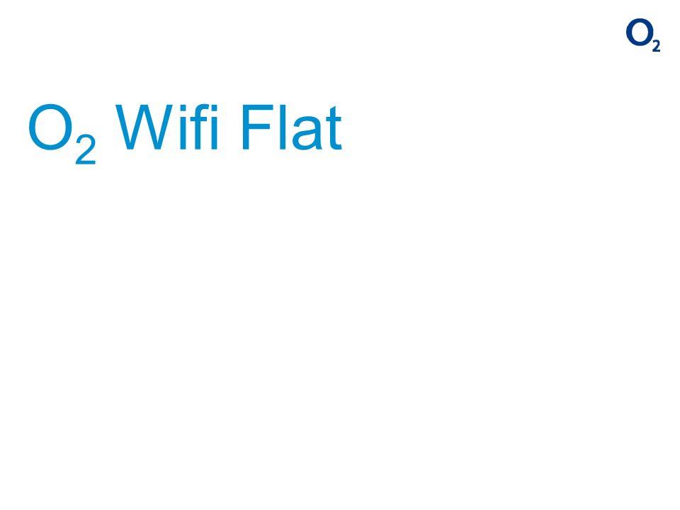 O 2 Wifi Flat