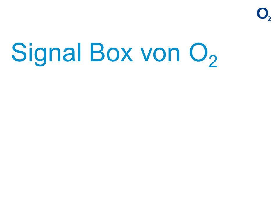 Signal Box von O 2