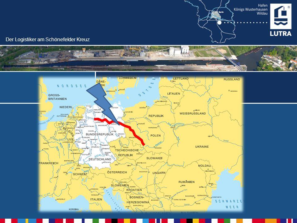 Der Logistiker am Schönefelder Kreuz Die Problemfelder – Staatsvertrag zur Oder