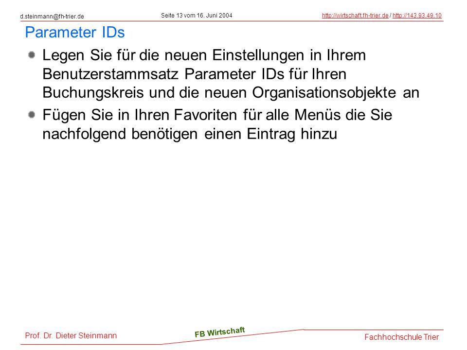 d.steinmann@fh-trier.de Seite 13 vom 16.