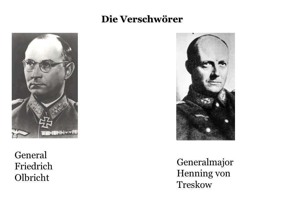 Das Attentat Stauffenberg fliegt am 20.