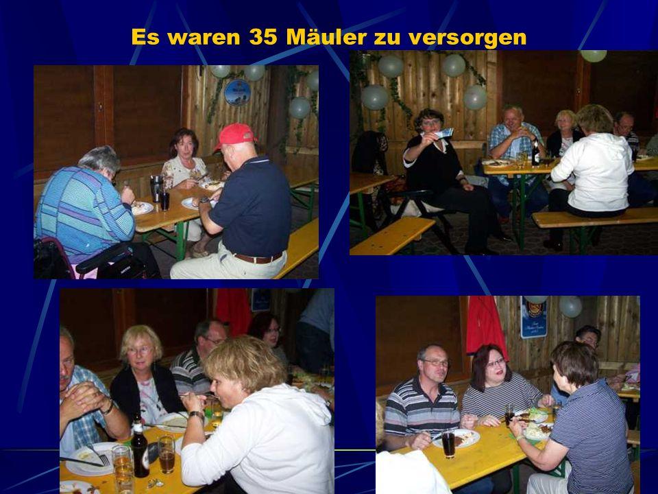 Ich vergaß, vor dem Grillen wurde noch eine Wanderung mit unseren Wanderführern gemacht Kathi (huckelchen) Luise (Strich1) Rainer (19Rene53