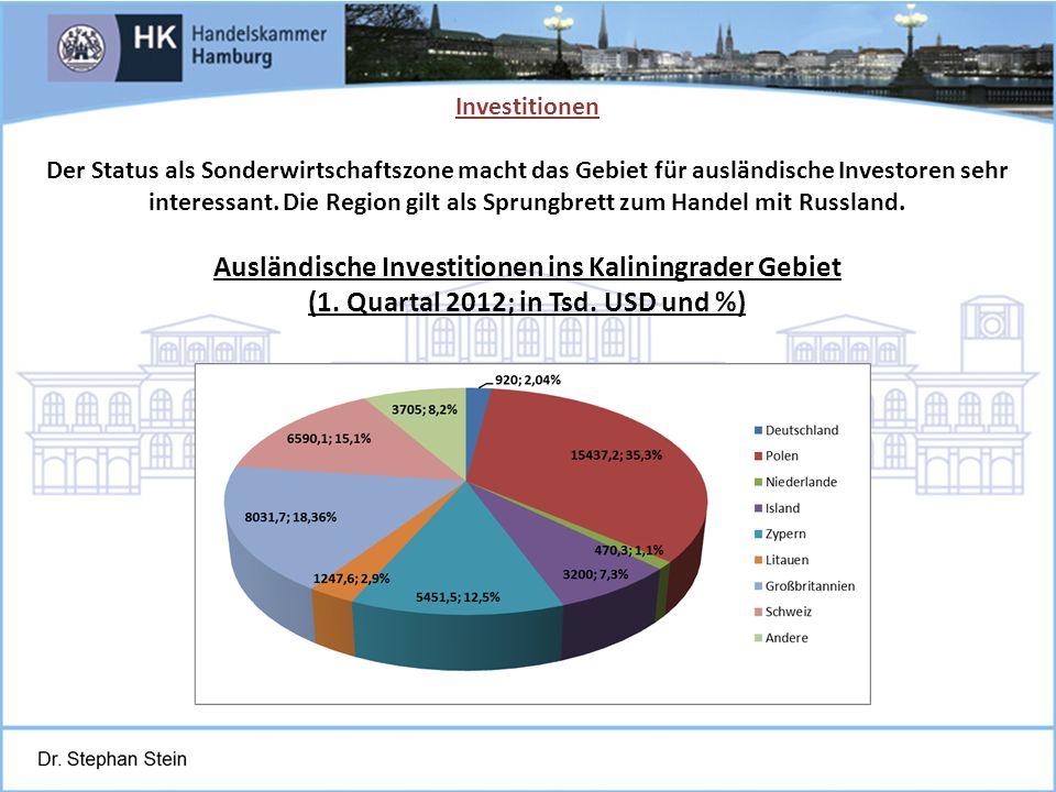 Juni 2004St. Petersburg, Schmidt-Trenz Investitionen Der Status als Sonderwirtschaftszone macht das Gebiet für ausländische Investoren sehr interessan