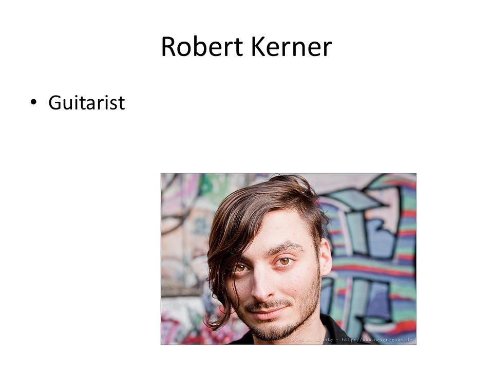 Robert Kerner Guitarist
