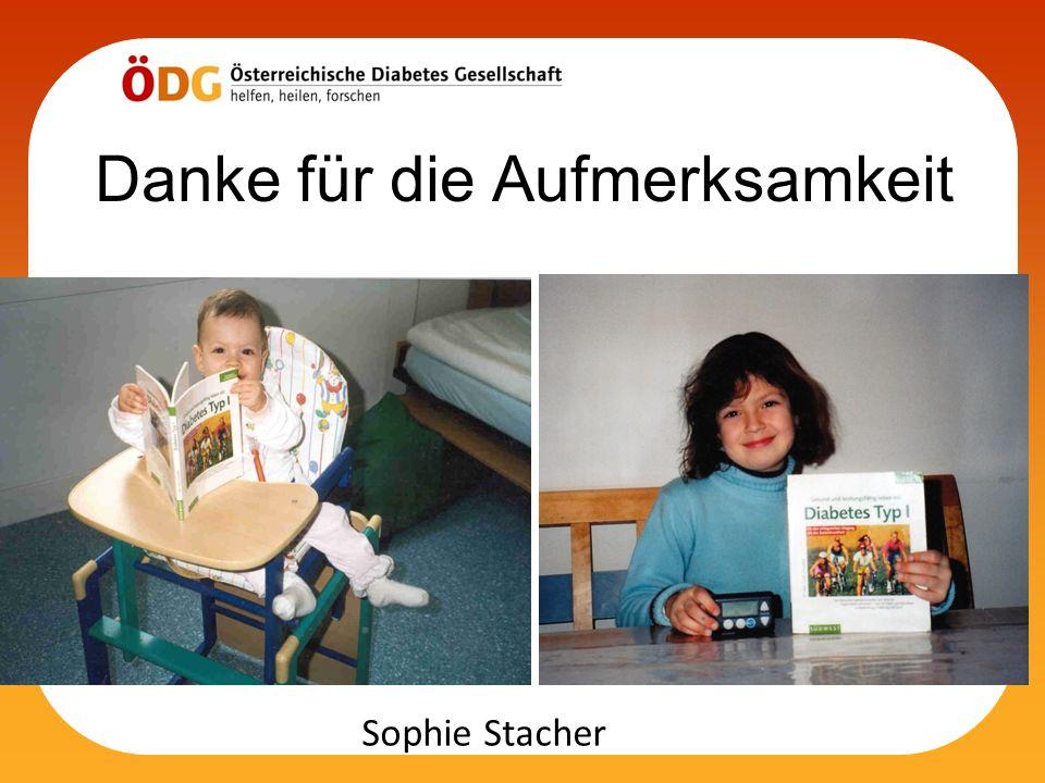Danke für die Aufmerksamkeit Sophie Stacher