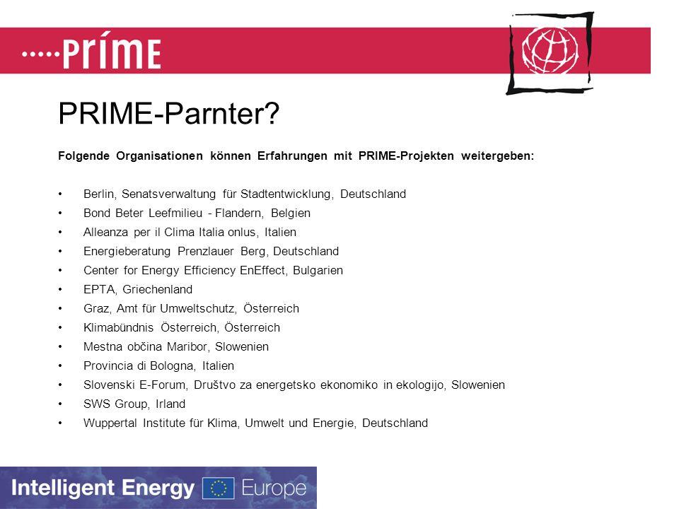 PRIME-Parnter.