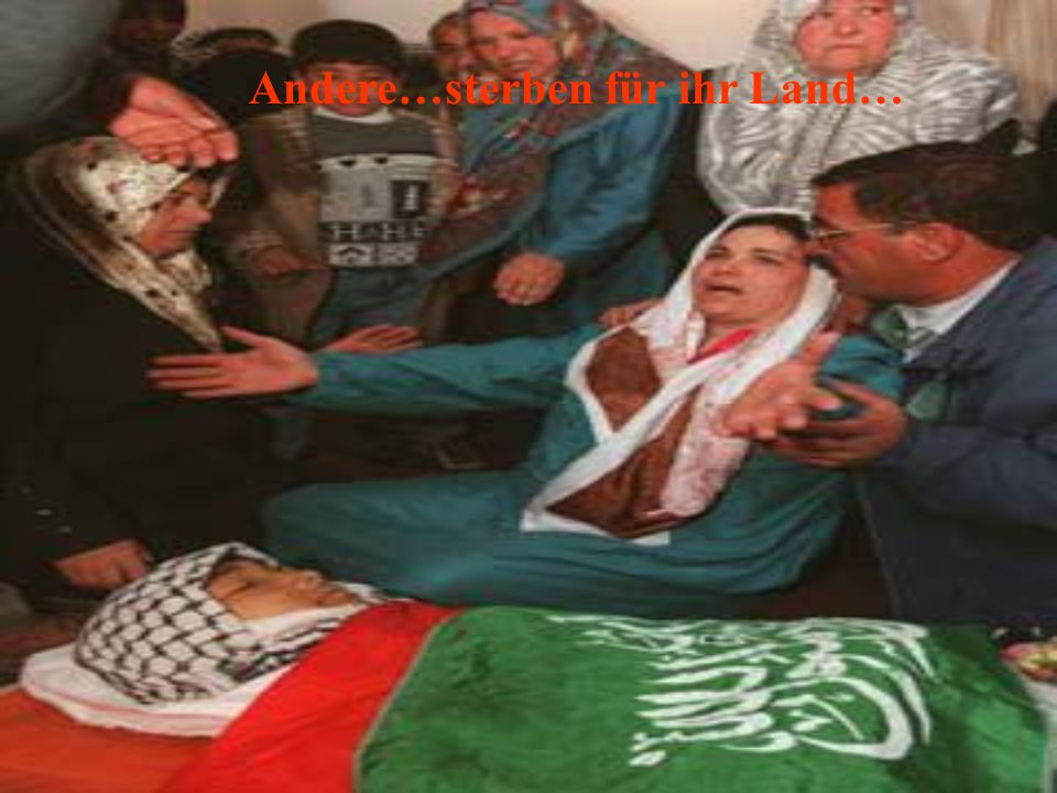 Abu Jazar wurde durch einen Kopfschuss verletzt… ob er noch lebt?…