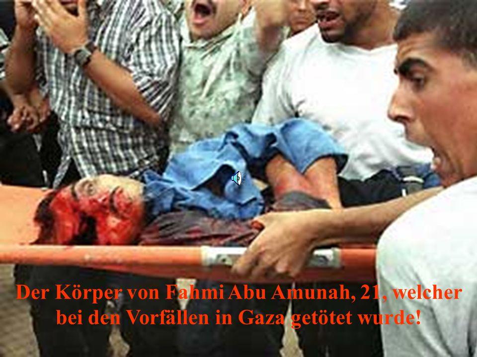 Ein palästinensischer Mann, der von der israelischen Armee auf brutale art und weise geschlagen wird!