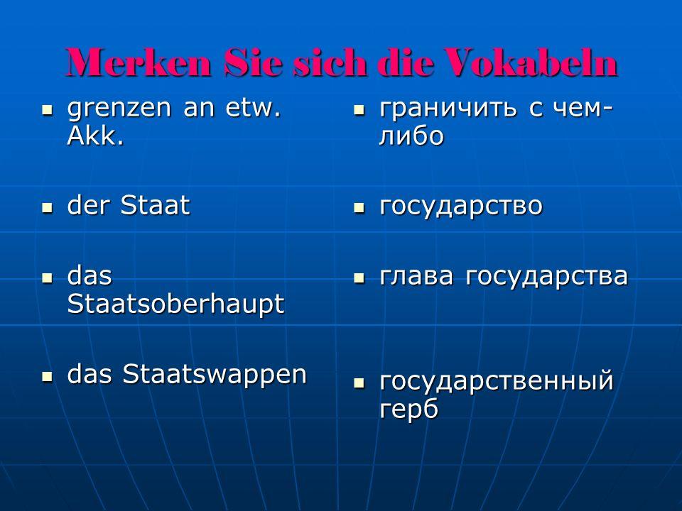 Die russische Föderation ist ein multinationaler Staat.