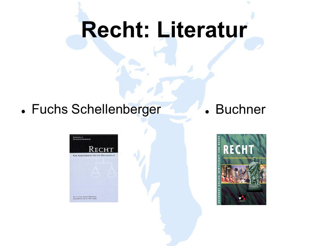 Recht: Literatur Stark Recht Grundgesetz BGB