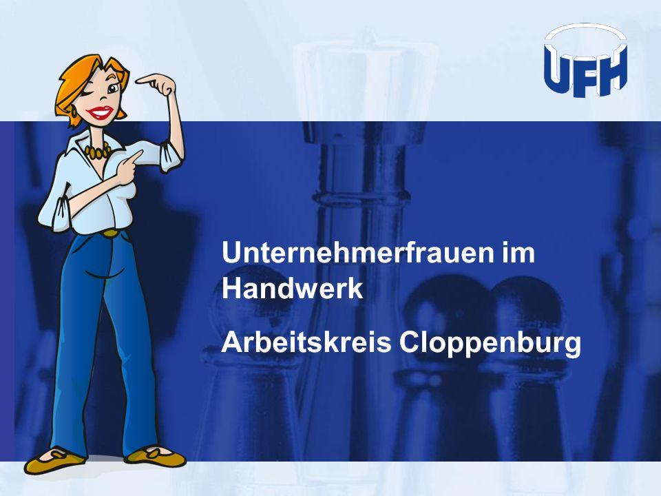 Unternehmerfrauen im Handwerk Arbeitskreis Cloppenburg