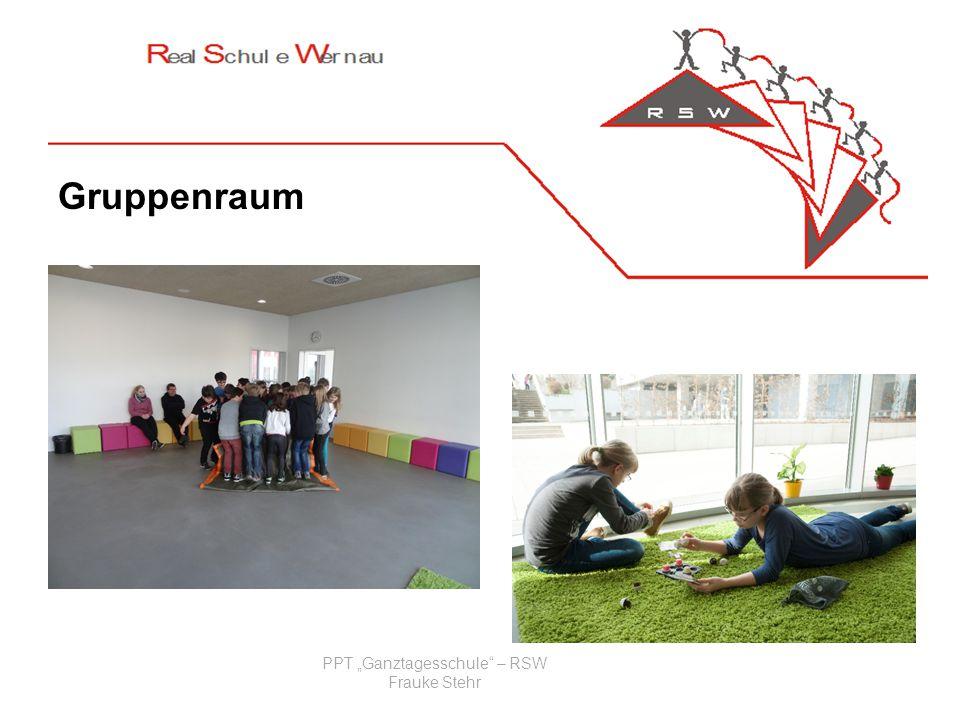 PPT Ganztagesschule – RSW Frauke Stehr Gruppenraum