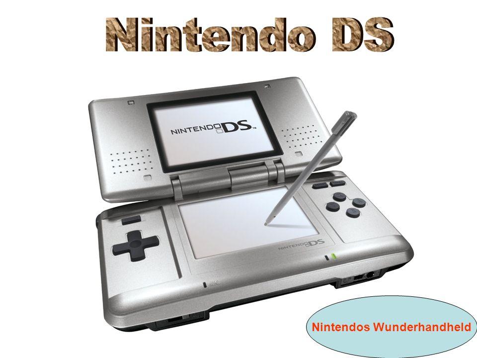 Nintendos Wunderhandheld