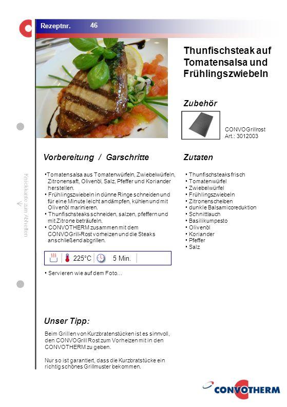 Foto (5,16 cm x 6,8 cm) ZutatenVorbereitung / Garschritte Zubehör Foto (1,44 cm x 1,98 cm) Rezeptnr. Knickkante zum Abheften Tomatensalsa aus Tomatenw