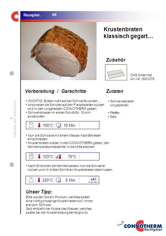 Foto (5,16 cm x 6,8 cm) ZutatenVorbereitung / Garschritte Zubehör Foto (1,44 cm x 1,98 cm) Rezeptnr. Knickkante zum Abheften Schweinebraten (ungepökel