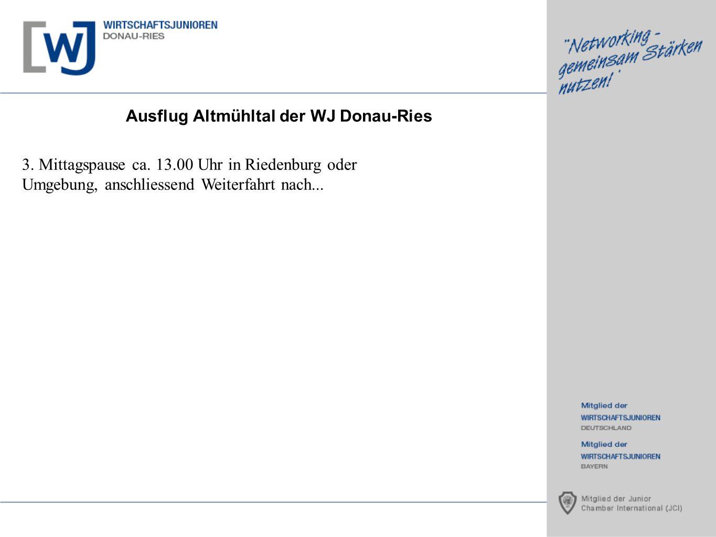 Ausflug Altmühltal der WJ Donau-Ries 8.