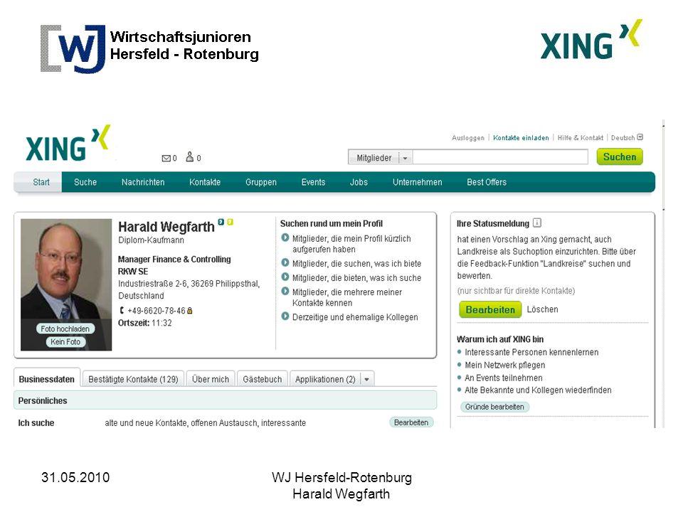 31.05.2010WJ Hersfeld-Rotenburg Harald Wegfarth