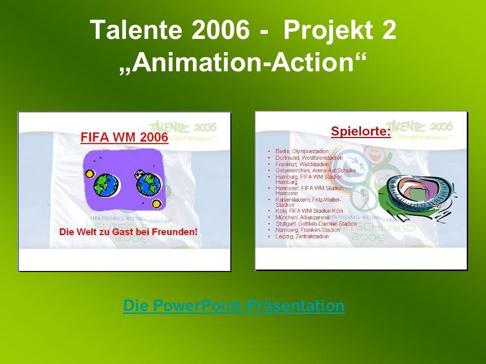 Die PowerPoint-Präsentation
