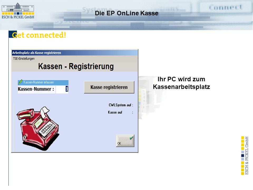 E & P Kassensystem