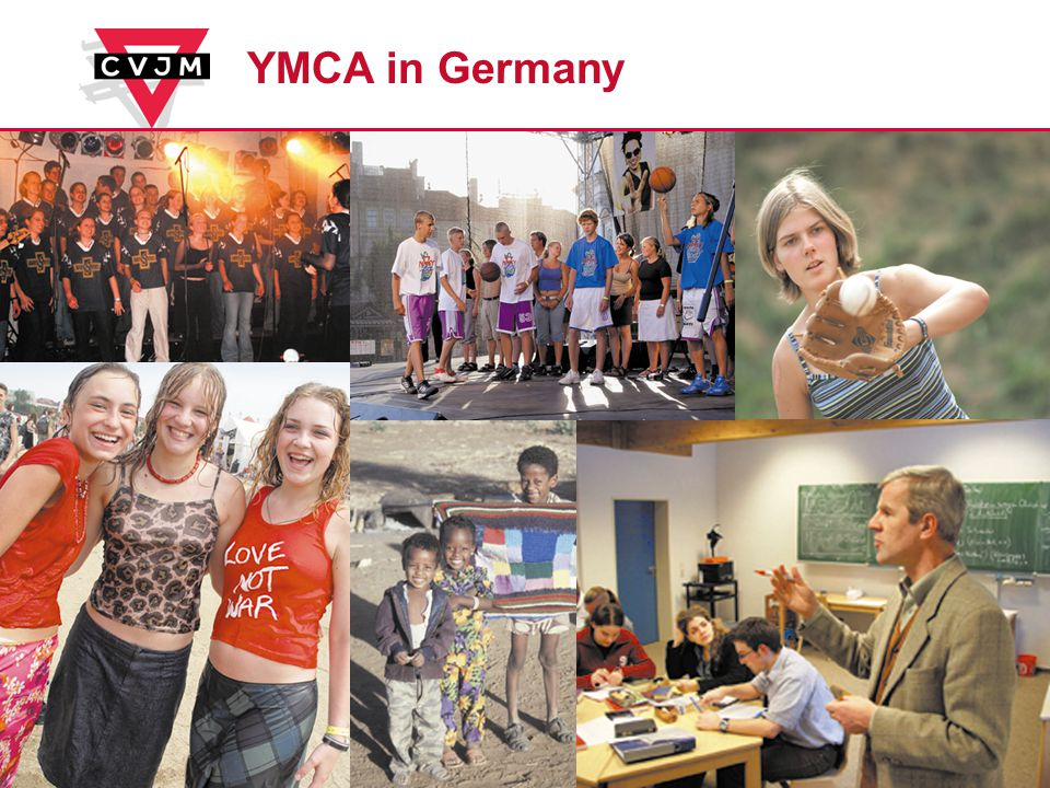 YMCA in Germany