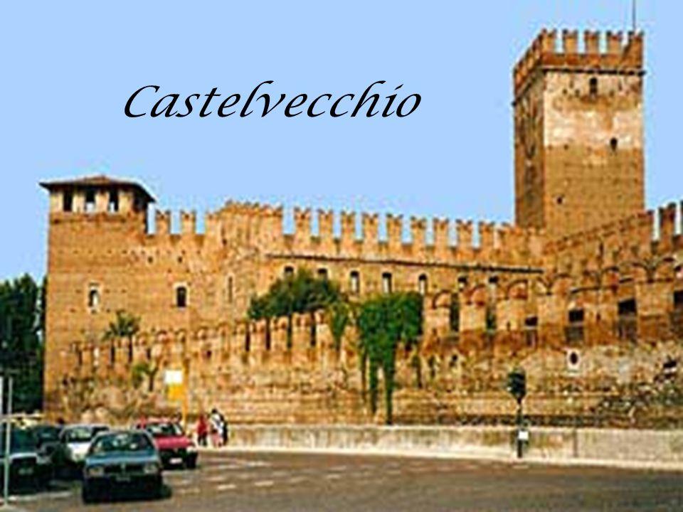Museo Civico DArte (Castelvecchio Museum) Castelvecchio