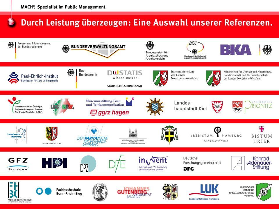 Ev. Kirchenkreis Lüdenscheid-Plettenberg - MACH ® Software und Beratung 2 2005 MACH AG Lübeck Berlin Düsseldorf München