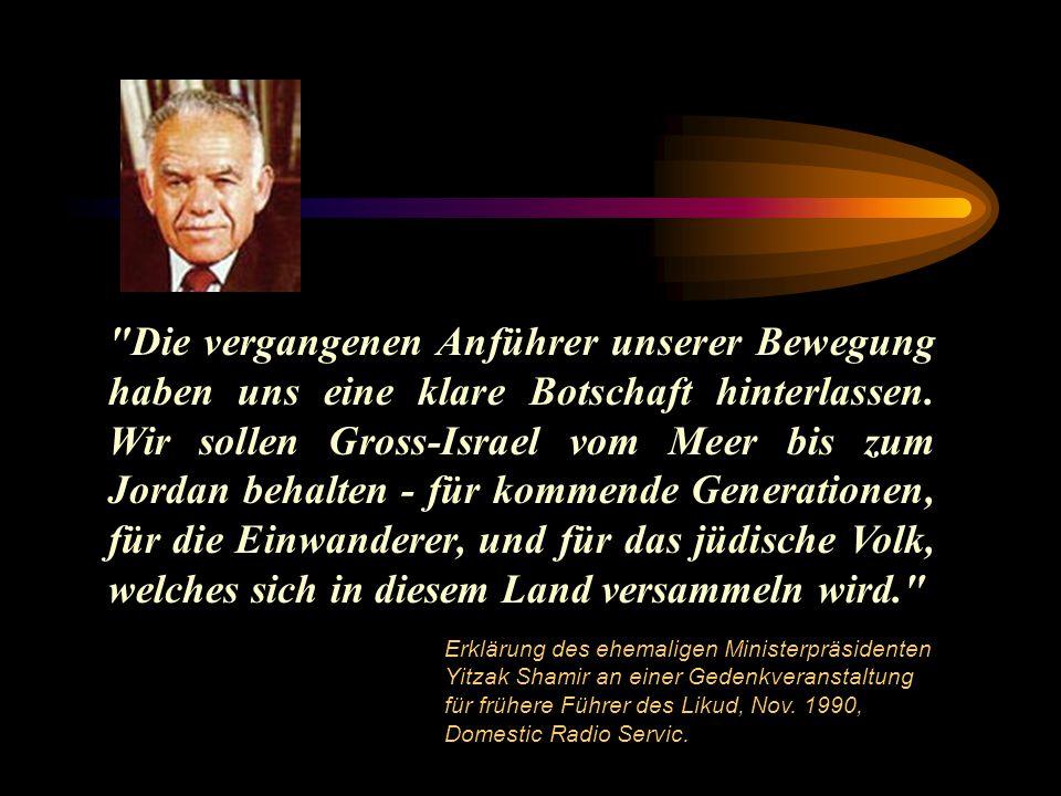 Die vergangenen Anführer unserer Bewegung haben uns eine klare Botschaft hinterlassen.