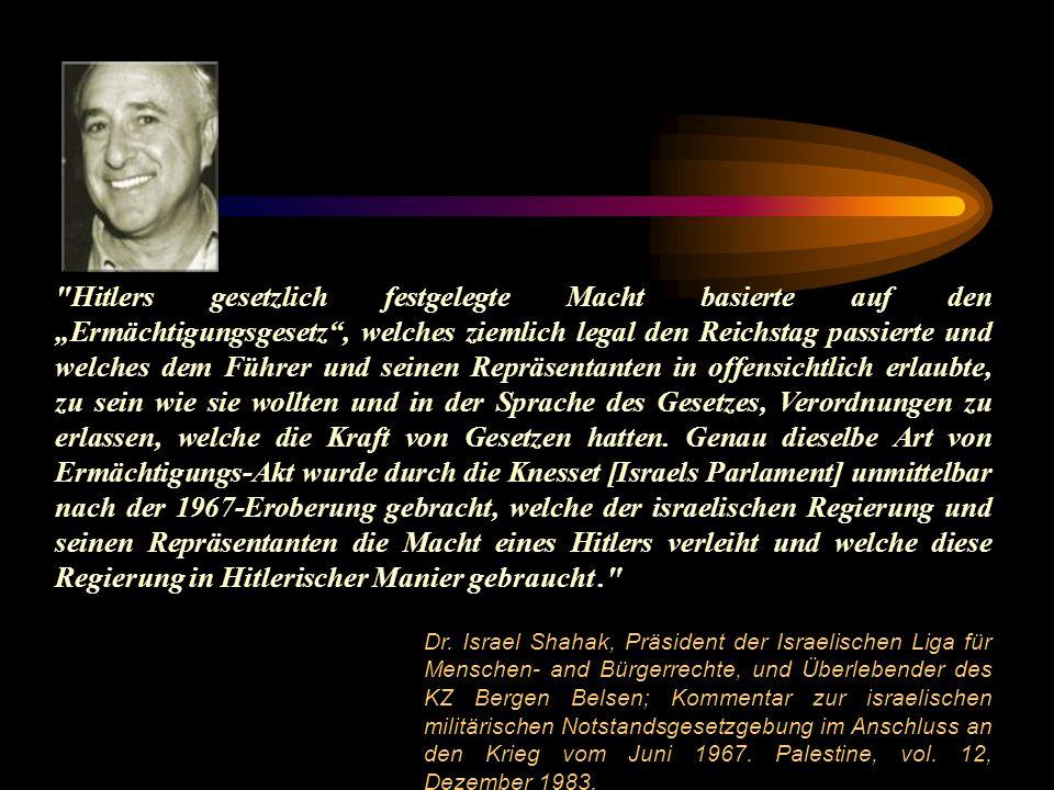 Hitlers gesetzlich festgelegte Macht basierte auf den Ermächtigungsgesetz, welches ziemlich legal den Reichstag passierte und welches dem Führer und seinen Repräsentanten in offensichtlich erlaubte, zu sein wie sie wollten und in der Sprache des Gesetzes, Verordnungen zu erlassen, welche die Kraft von Gesetzen hatten.