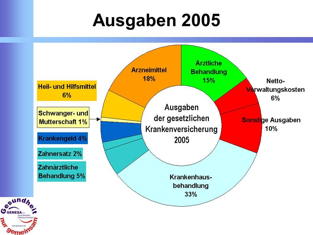 Ausgaben 2005