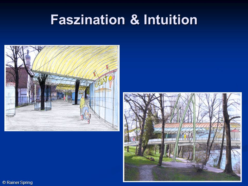 Faszination & Intuition © Rainer Spring