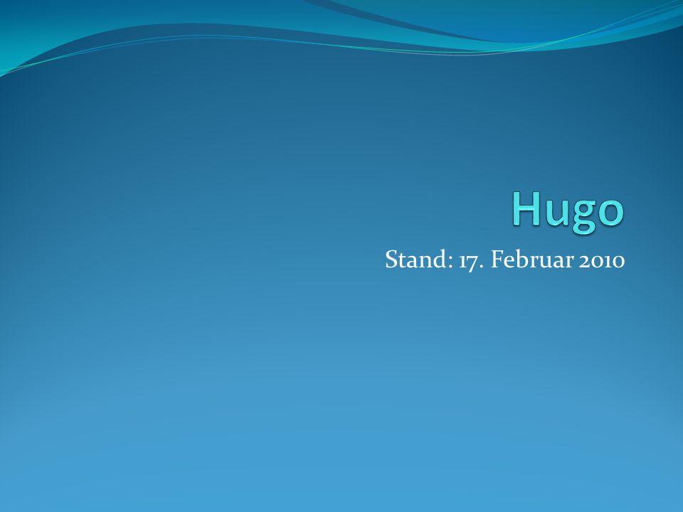 Stand: 17. Februar 2010