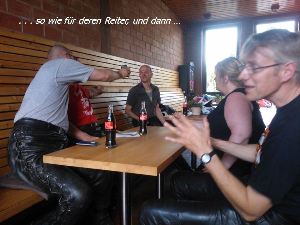 … wurde die Jugendherberge in Hameln angesteuert.